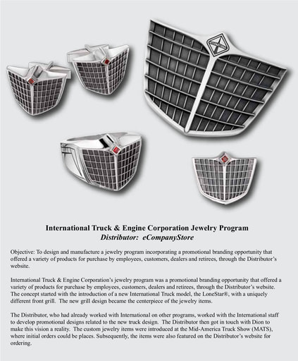 International Trucking Jewelry Case Study