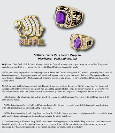 Nefful Pin Ring Case Study