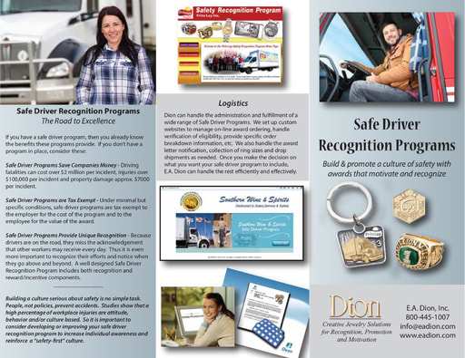 Safe Driver Recognition Programs