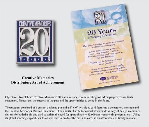 Creative Memories Case Study