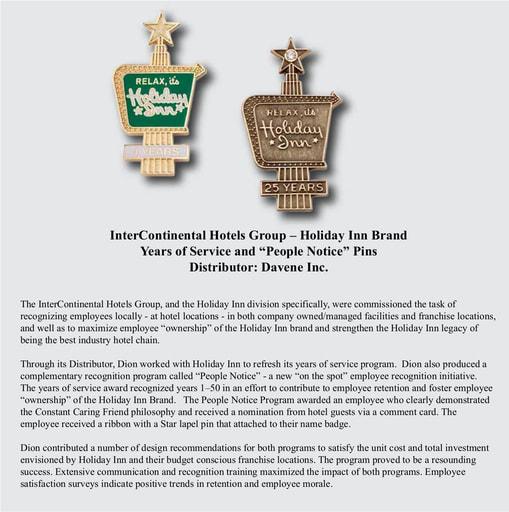 The Holiday Inn Case Study